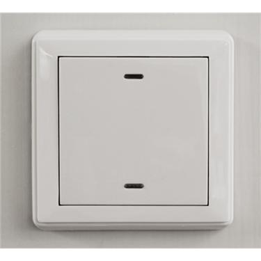Euroscreen 210724 White electrical switch