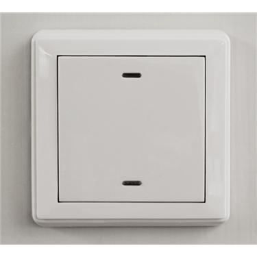 Euroscreen 210724 White electrical switch