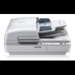 Epson WorkForce DS-7500 1200 x 1200 DPI Flatbed & ADF scanner White A4
