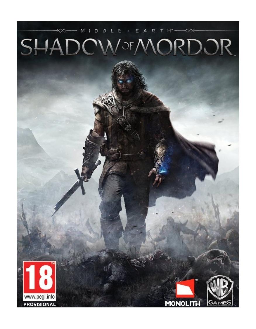 Warner Bros Middle-earth: Shadow of Mordor GOTY PC Basic PC DEU,ENG,FRE,ITA Videospiel