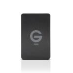 G-Technology G-DRIVE ev RaW 1000GB Black external hard drive