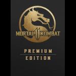 Warner Bros Mortal Kombat 11 Premium Edition, PC Videospiel