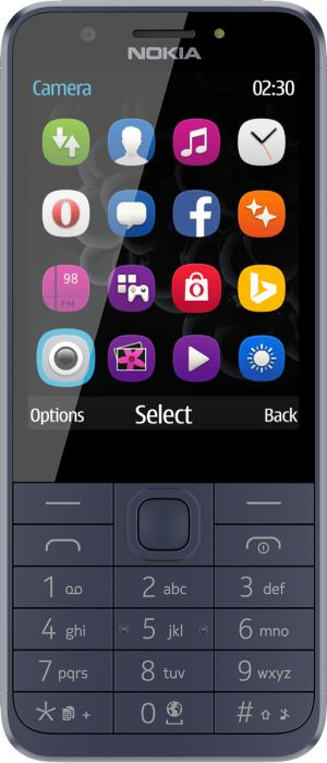 Nokia 230 DS 7.11 cm 2.8