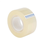 Value Clear Easy Tear Tape 18mmx33m PK8