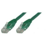 Microconnect 7.5m Cat5e UTP 7.5m Green networking cable