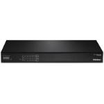 Trendnet TPE-3026L network switch Gigabit Ethernet (10/100/1000) Power over Ethernet (PoE) 1U Black