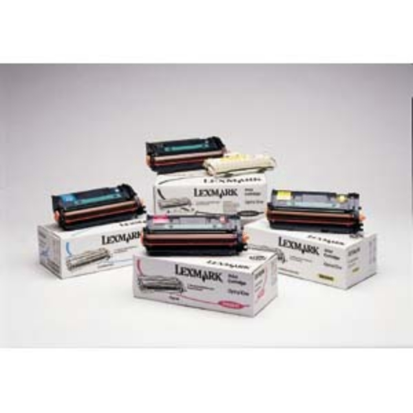 Lexmark 10E0040 Toner cyan, 10K pages @ 5% coverage
