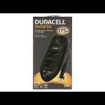 Duracell 175W Twin EU Socket Inverter