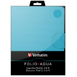 Verbatim 98246 tablet case Folio Blue