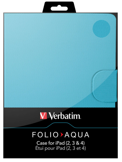 Verbatim 98246 Folio Blue
