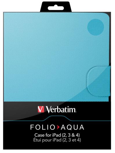 Verbatim 98246 Folio Blue