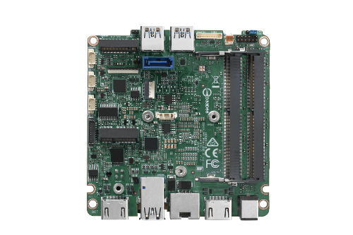 Intel BLKNUC7I3DNBE Motherboard BGA 1356 UCFF