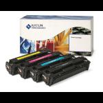Katun 43324 compatible Toner cyan (replaces Sharp MX36GTCA)