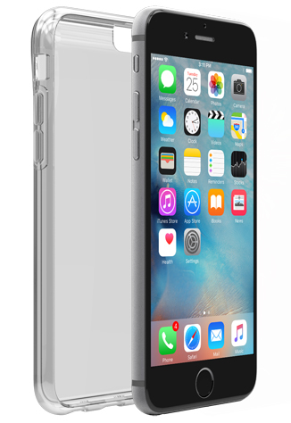 """Otterbox Clearly Protected Skin 4.7"""" Cover Transparent"""