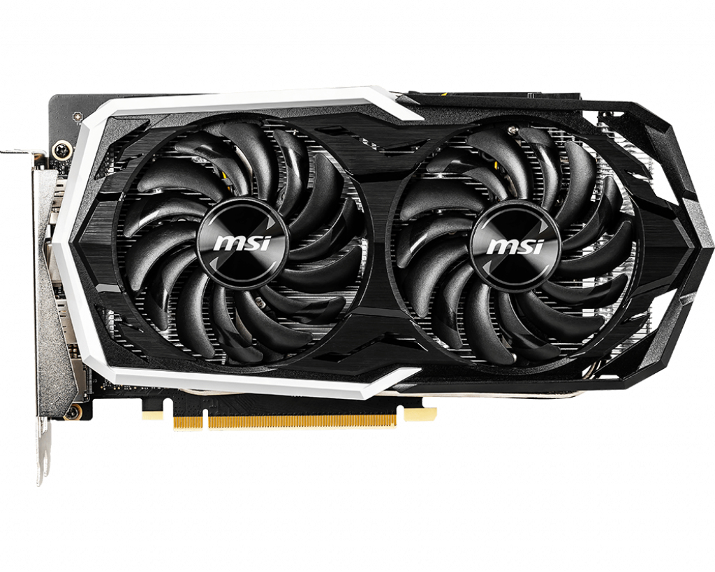MSI GeForce GTX 1660 ARMOR 6G OC 6 GB GDDR5