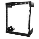 StarTech.com 12U Wall-Mount Server Rack - 12 in. Depth