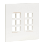Tripp Lite N080-212 wall plate/switch cover White