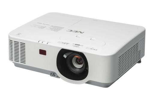 NEC P603X Desktop projector 6000ANSI lumens 3LCD XGA (1024x768) White data projector