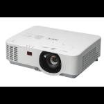NEC P603X data projector 6000 ANSI lumens 3LCD XGA (1024x768) Desktop projector White