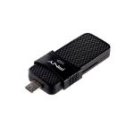PNY P-FD32GOTGSLMB-GE USB flash drive 32 GB USB Type-A / Micro-USB 3.2 Gen 1 (3.1 Gen 1) Zwart