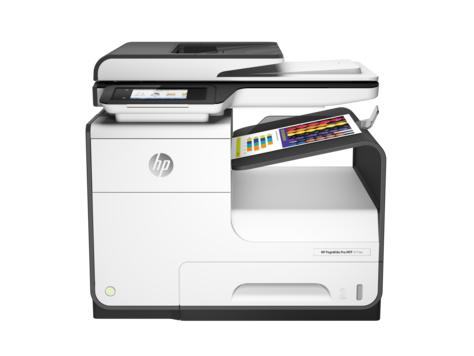 HP PageWide Pro 477dw - MFP- InkJet