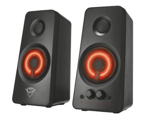 Trust 21202 loudspeaker 18 W Black,Red