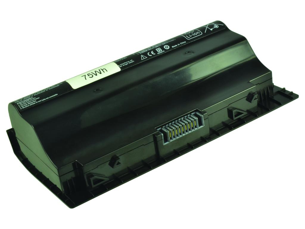 2-Power 14.4v, 8 cell, 74Wh Laptop Battery - replaces A42-G75