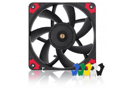 Noctua NF-A12X15 PWM CH.BK.S computer cooling component Computer case Fan 12 cm Black