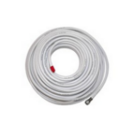 Maximum 32225 coaxial cable 25 m F White