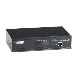 Black Box ServSwitch CX Uno KVM switch Rack mounting