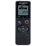Olympus VN-541PC + CS 131 dictaphone Internal memory Black
