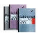 Pukka PUKKA PAD A4 REFILL 400SHEET ASSORTED