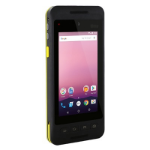 "Wasp DR4 handheld mobile computer 11.9 cm (4.7"") 720 x 1280 pixels Touchscreen 287 g Black,Yellow"