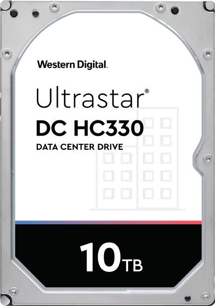 Western Digital Ultrastar DC HC330 3.5