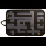 "Cocoon 12"" GRID-IT personal organizer Black,Grey"