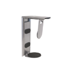 BakkerElkhuizen Universal QC Desk-mounted CPU holder Grey