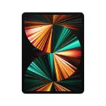 Apple iPad Pro 5G TD-LTE & FDD-LTE 128 GB 32,8 cm (12.9 Zoll) Apple M 8 GB Wi-Fi 6 (802.11ax) iPadOS 14 Silber