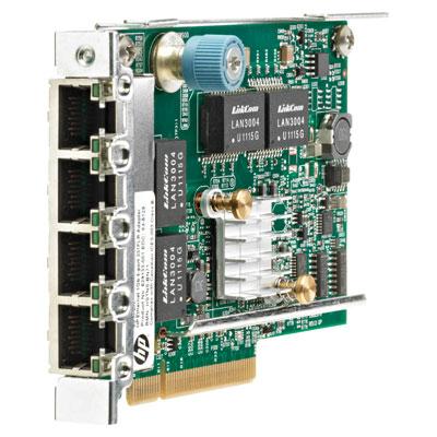 Hewlett Packard Enterprise 629135-B22 adaptador y tarjeta de red Ethernet / WLAN 1000 Mbit/s Interno