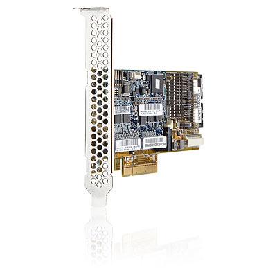 Hewlett Packard Enterprise SmartArray P420/1GB FBWC 6Gb 2-ports Int SAS Controller PCI Express x8 6Gbit/s RAID controller