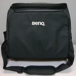 Benq SKU-MX812stbag-001 Black projector case 5J.J4N09.001