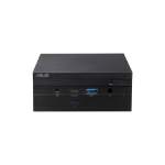 ASUS PN51-BB3000MD PC/workstation barebone 0.62L sized PC Black 5300U 2.6 GHz