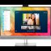 "HP EliteDisplay E273m 68.6 cm (27"") 1920 x 1080 pixels Full HD LED Flat Black,Silver"