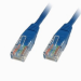 Generic 0.5m Blue Cat5e UTP Patch / Straight Networking Cable