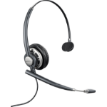 Plantronics Encore Pro HW710 Monaural Head-band Black