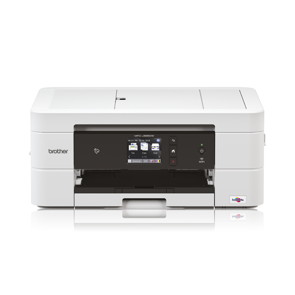 Brother MFC-J895DW multifunctional Inkjet 6000 x 1200 DPI A4 Wi-Fi