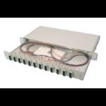 Digitus DN-96320 SC 1pc(s) Grey fiber optic adapter
