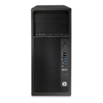 HP Z240 3.3GHz E3-1225V5 Tower Black Workstation