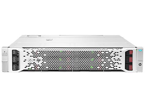 Hewlett Packard Enterprise D3600 disk array Rack (2U) Aluminium