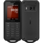 "Nokia 800 Tough 6.1 cm (2.4"") 161 g Black"