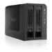 Thecus N2310 NAS Tower Ethernet LAN Black storage server